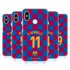 OFFICIAL FC BARCELONA 2019/20 PLAYERS HOME KIT GROUP 2 CASE FOR XIAOMI PHONES $13.95 USD on eBay