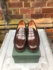 alfred sargent epping marronite penny loafer with a leather sole SALE RRP 220