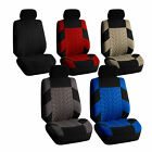 Auto Seat Covers For Car Tuck SUV Van Universal Protector 5 Color Options $49.99 USD on eBay