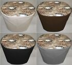 Canvas Coffee Beans Slow Cooker Cover