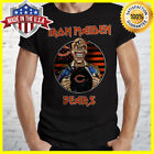 New Iron Maiden Killers Tour Chicago Bears NFL Football T Shirt Womens Mens $15.5 USD on eBay