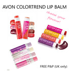 Avon ColorTrend Lush Lip Balms Fruity Great for Kids! NEW SEALED **FREE P