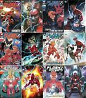 FLASH FORWARD - 6-issue mini-series - Standard & Variant Covers - NM - DC Comics image