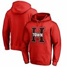 Houston Rockets Fanatics Branded Big & Tall H Town Hometown Collection Pullover on eBay