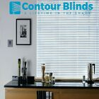 MADE TO MEASURE ALUMINIUM VENETIAN BLINDS IN 25mm SLATS, IN OVER 120 COLOURS