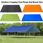 Sun Shelter Tents Outdoor Camping Garden Awning Canopy Sunshade Waterproof Tarps
