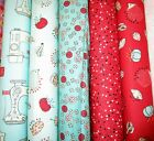 SEW WHAT? by Ink & Arrow for Quilting Treasures 100% COTTON PATCHWORK FABRIC