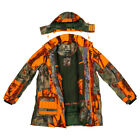 VESTE CHASSE GRAND NORD GHOSTCAMO PERCUSSION CAMOUFLAGE OUTDOOR TRAQUE CHASSE