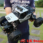 Large 1:16 Remote Control Rc Cars Rock Crawler Monster Truck Kids Toy Xmas Gift