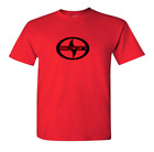 TOYOTA SCION TC XB LOGO T-SHIRT- FREE SHIPPING $17.0 USD on eBay