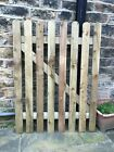 Bespoke Wooden Garden Picket Gates