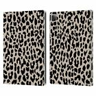 OFFICIAL MANGO TANGERINE STUDIO LEOPARD LEATHER BOOK WALLET CASE FOR APPLE iPAD