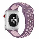 Apple Watch Silicone Sports Band