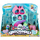 Hatchimals Colleggtibles, Coral Castle Fold Open Playset with Exclusive Mermal 5