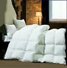LUXURY DUVET EXTRA DEEP SLEEP QUILT DUCK FEATHER & DOWN 13.5 TOG IN ALL SIZES
