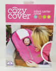 New Cozy Cover Infant Carrier Cover Secure Baby Car Seat Cover Choose Color