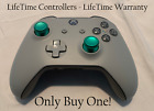 LifeTime Metal Sticks - Microsoft XBOX ONE S Wireless Controller Bluetooth W/3.5 <br/> Choose Your Favorite Color - Only Buy LifeTime Quality