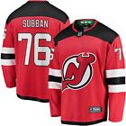 PK Subban New Jersey Devils Fanatics Branded Youth Home Breakaway Player