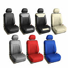 FH Group Deluxe Faux Leather Diamond Pattern Car Seat Cushions – Front $59.99 USD on eBay