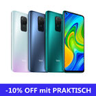 "Xiaomi Redmi Note 9 3GB 64GB Handy 6,53"" Dual SIM 48MP Android 10 EU Version"