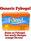 Generic Fybogel Orange Sachets NATURAL FIBRE 1 - 60 sachets Constipation Relief