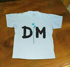 Vintage Tee shirt 1990 Depeche Mode Violator Tour Concert New t-shirt USA image