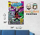 Amazing Spiderman #319 Comic Cover Wall Poster Multiple Sizes 11x17-24x36