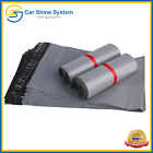 Grey Mailing Bags Strong Poly Postal Postage Post Mail Self Seal A5 9x6 inches