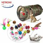 21Pcs Cats Feather Toys-Kitten Interactive Pet Toys Assortments Pet toys