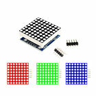 Max7219 Dot Array Mcu Control Led Display Module For Arduino Accessories Kits