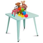 27 Kids Square Steel Table Play Learn Activity Table Chairs Sold Separately