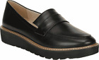 Women's Naturalizer Adiline Loafer Black Leather