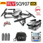 SG907 5G WIFI 4K RC Drone with Dual Camera GPS Optical Flow Positioning MV W0K2