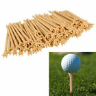 Lot Professional Frictionless Golf Tees Golf Wheat Tool Tee B2F0
