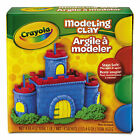 Modeling Clay Assortment, 1/4 lb each Blue/Green/Red/Yellow, 1 lb 57-0300 image