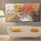UK Large Modern Abstract Oil Canvas Print Painting Picture Home Wall Hang Decor