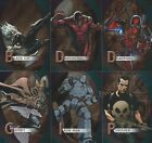 "2012 Marvel Beginnings Series 2 ""PRIME MICROMOTION"" Insert Card-U Pick From List image"