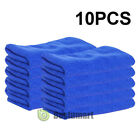 Lot Microfiber Cleaning Cloth Towel Rag Car Polishing No Scratch Auto Detailing