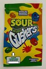 GUSHERS Medicated Fruit Candy Empty Mylar Packaging/Bags  - Regular and Sour