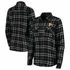 Pittsburgh Pirates Antigua Women's Stance Flannel Long Sleeve Button-Up Shirt - on Ebay