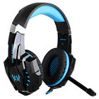 KOTION EACH G9000 3.5mm  Gaming Headphone For PC Xbox One PS4 W/mic Headset S5T8