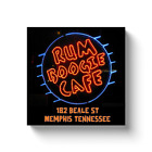 Kyпить Rum Boogie Cafe Blues Club Canvas Print Beale Street Memphis на еВаy.соm