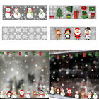 Merry Christmas Art Home Window Store Wall Stickers Decal Decor Removable