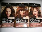 (1) Schwarzkopf Ultime Hair Color Cream - Choose from 3 colors
