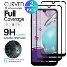 For LG Tribute Monarch/Phoenix 5/Aristo 5 Full Cover HD Tempered Glass Protector