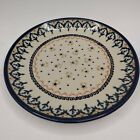 Hand Made in Poland Polish Pottery CHOOSE Dinner Plate & Salad Plate