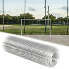 Galvanised Chicken Welded Wire Mesh Fence Fencing Cages Pets Runs Pens 15m 30m
