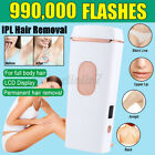 990000 Flashes IPL Hair Remover Handheld 5 level  Body Removal A