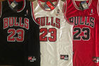 Michael Jordan #23 Chicago Bulls MENS or YOUTH Classic Stitched Throwback Jersey
