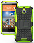 NEW GRENADE GRIP RUGGED TPU SKIN HARD CASE COVER STAND FOR HTC DESIRE 510 PHONE